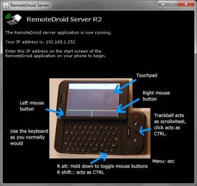 RemoteDroid