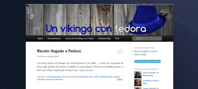 BlogFedora