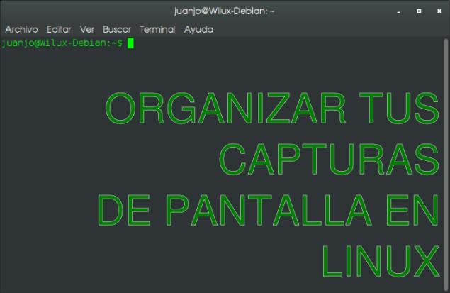 CapturasPantallaLinux